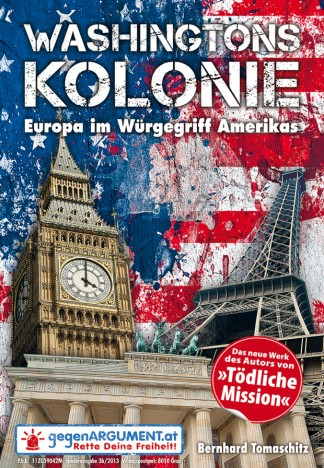 Cover: Washingtons Kolonie (November 2013)