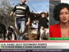 Syrian rebels used chemical weapons - UN report